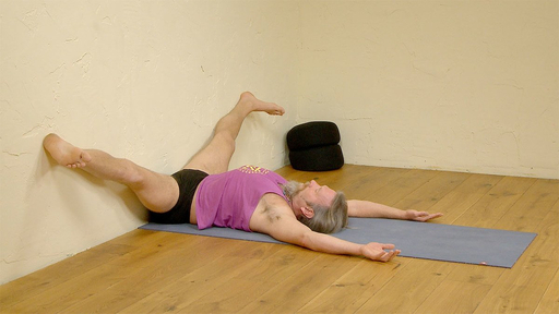 Video thumbnail for: A Yin practice for hams, hips and achilles tendons