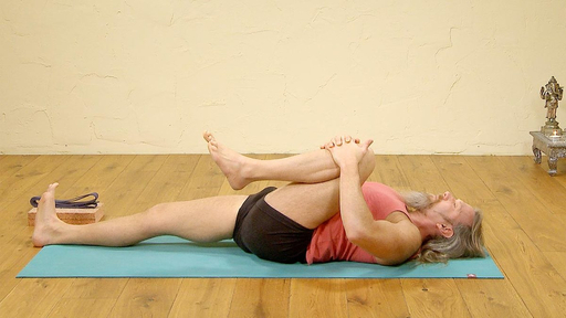 Video thumbnail for: Yoga for sciatica and pelvic health