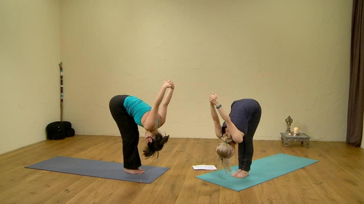 Video thumbnail for: Breath centered yoga flow
