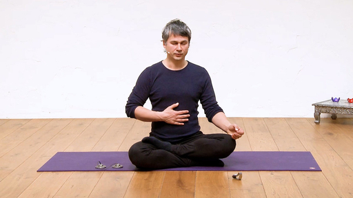 Video thumbnail for: Mindfulness of breathing