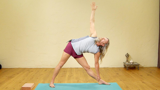 Video thumbnail for: Complete beginners part one: standing postures