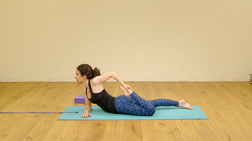 Video thumbnail for: Fundamentals of Yoga: The point of focus