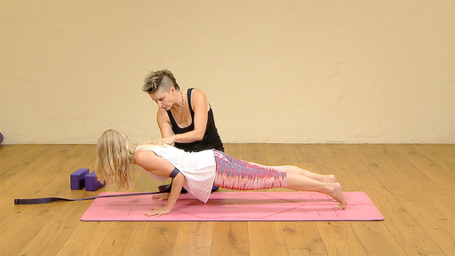 Video thumbnail for: Want a Perfect Chaturanga? Here's some homework