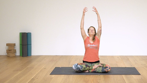 Video thumbnail for: Myth and Asana: Open up and receive