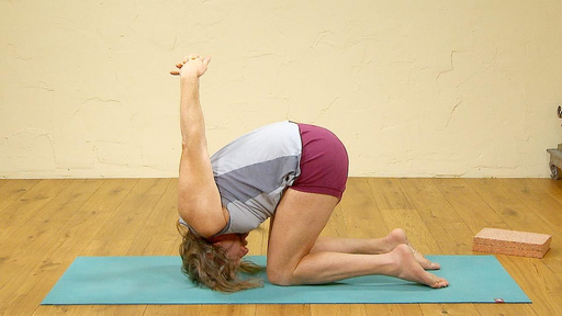 Video thumbnail for: Complete beginners part four: inverted postures