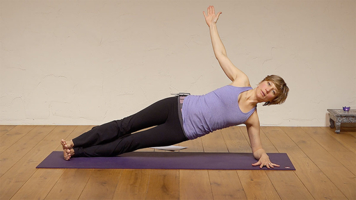 Video thumbnail for: Tone your abs, pelvic floor and back muscles