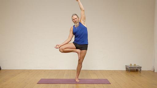 Video thumbnail for: Intermediate Hatha yoga