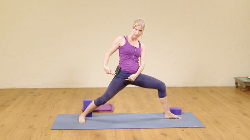 Video thumbnail for: Hatha yoga for beginners part 3: standing poses