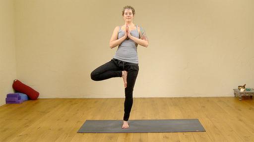 Video thumbnail for: Grounding practice for Vata Dosha