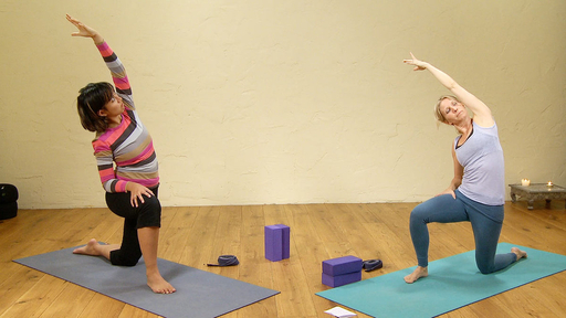 Video thumbnail for: Post workout Yoga