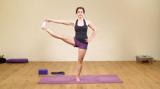 Video thumbnail for: Fundamentals of yoga: balance