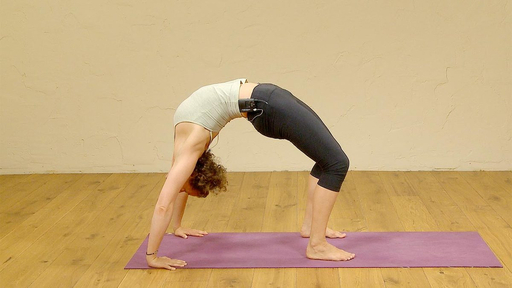 Video thumbnail for: No frills Backbend class