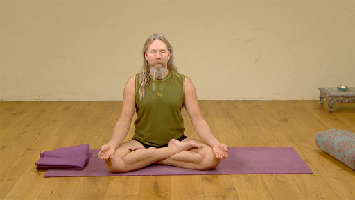 Video thumbnail for: Yoga for stress and anxiety