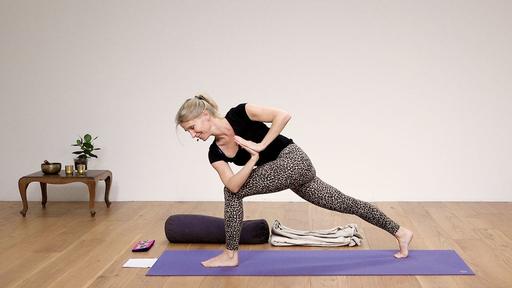Video thumbnail for: Internal attitude yoga