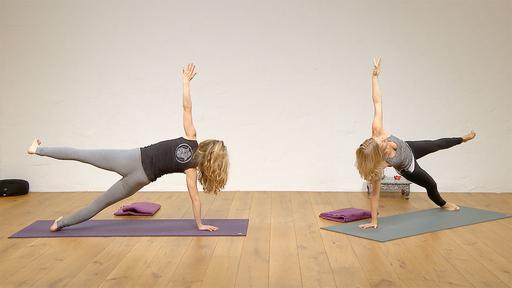 Video thumbnail for: Yoga energy shot