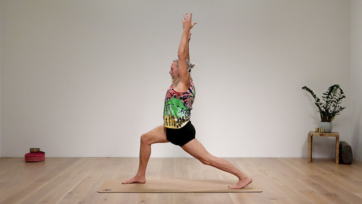 Video thumbnail for: 15 minute yoga fix