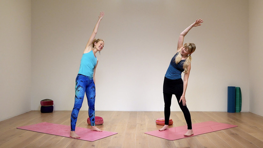 Video thumbnail for: Yogalicious 4
