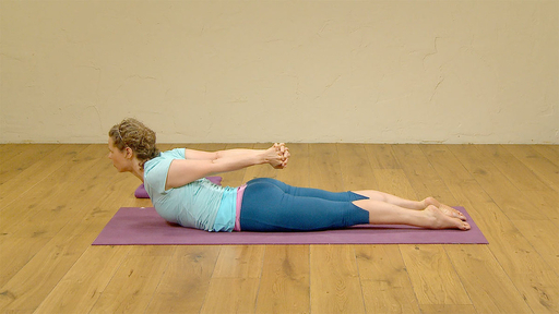 Video thumbnail for: Basic backbend postures class