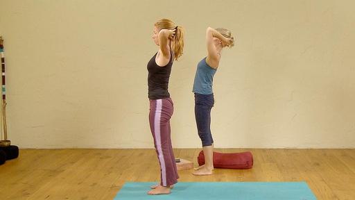 Video thumbnail for: Good morning yoga