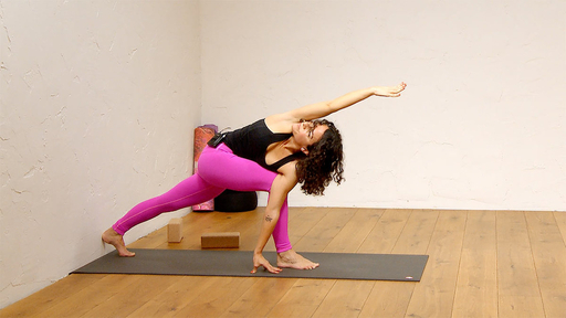 Video thumbnail for: Fundamentals of yoga: work your core