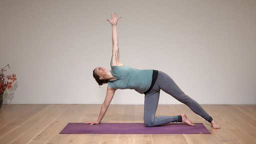 Video thumbnail for: Spicy morning yoga flow