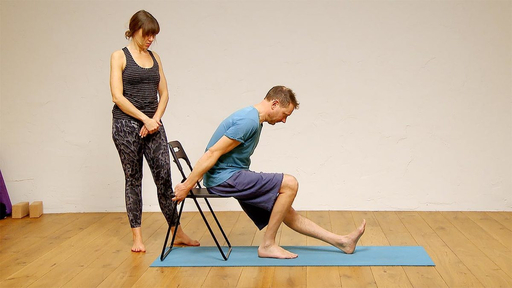 Video thumbnail for: Dedicated to the inflexible, suitable for seniors too