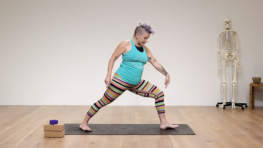 Video thumbnail for: Keep your knees safe during yoga