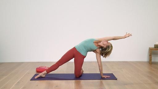 Video thumbnail for: Vinyasa, detox, balance and relax