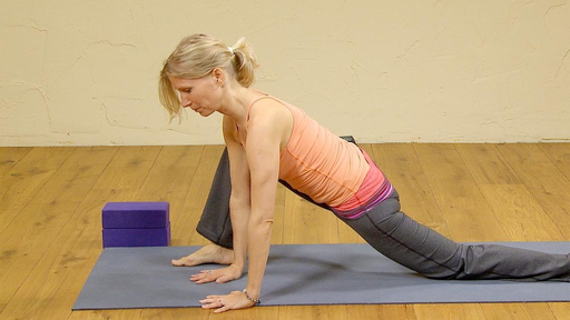 Video thumbnail for: Runners Warm Up Yoga