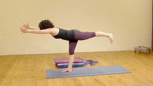 Video thumbnail for: Fundamentals of Yoga: Working on Warrior III