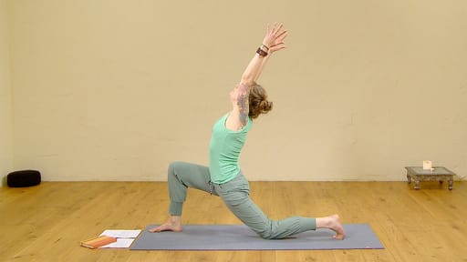 Video thumbnail for: Yoga for Women, week 2 of your cycle