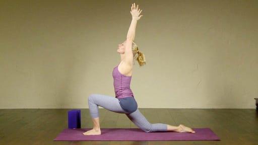 Video thumbnail for: Vinyasa Flow Yoga for beginners, part 2