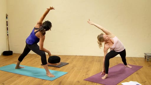 """Video thumbnail for: Heart Opening Class 3 """"Time for Yoga"""""""
