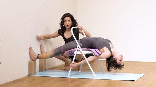 Video thumbnail for: Upper back strength