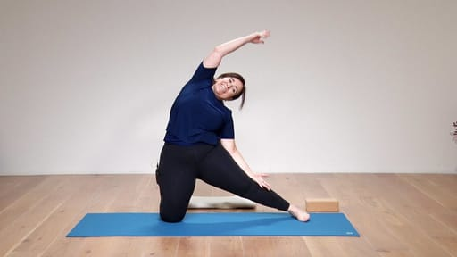 Video thumbnail for: Functional yoga - the torso