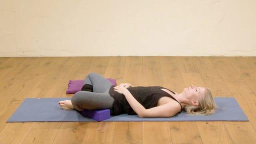Video thumbnail for: Yoga for better sleep 8