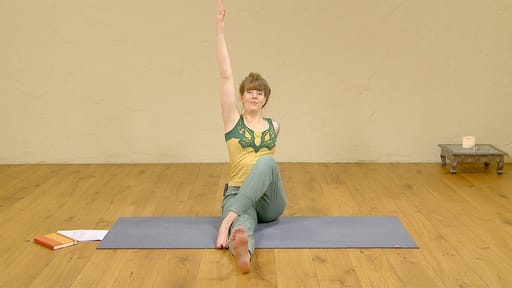Video thumbnail for: Yoga for Women, week 4 of your Cycle