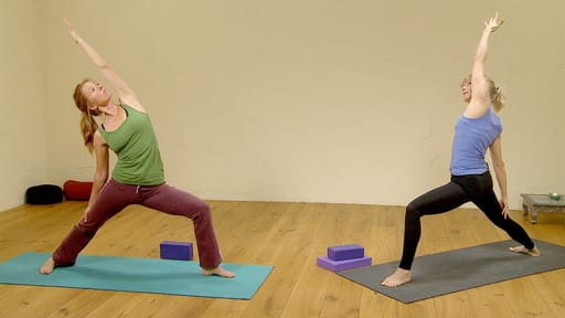Video thumbnail for: Class 1: Core yoga, get to know your core