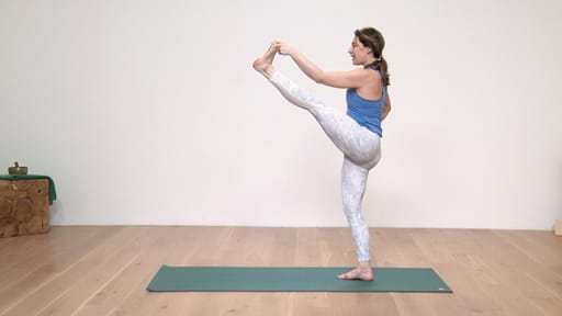 Video thumbnail for: Back and hamstring strengthening