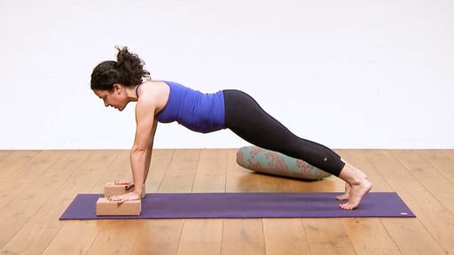 Video thumbnail for: Strengthening the core for beginners next step