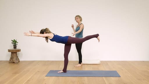 Video thumbnail for: Get fit and healthy 2: Bouts of balance