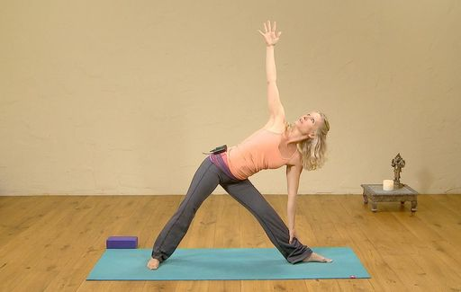 Video thumbnail for: Yoga class for runners