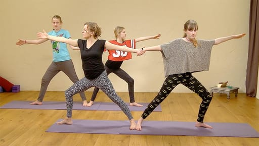 Video thumbnail for: Yoga for teenagers 2