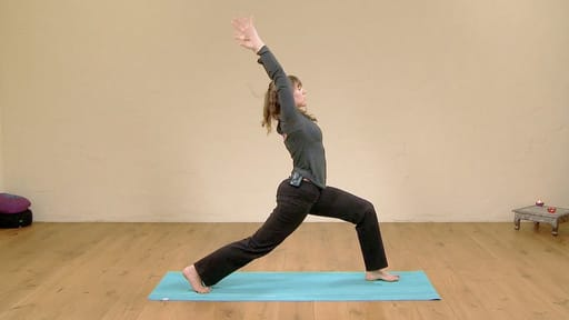 Video thumbnail for: Confident and calm - Yin/Yang Yoga practice