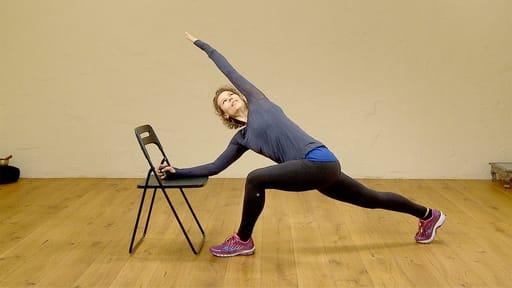 Video thumbnail for: Post run yoga stretches