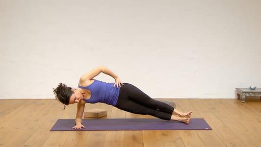 Video thumbnail for: Strengthening the core for beginners