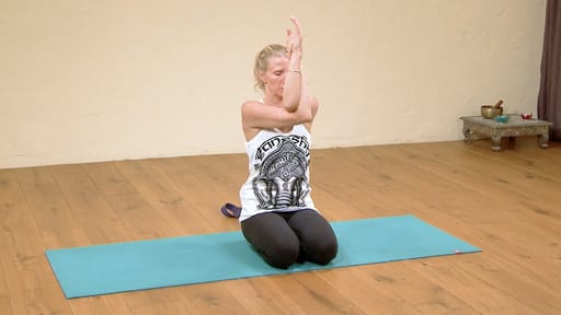 Video thumbnail for: Yoga for better sleep 6