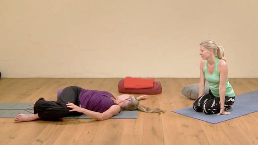 Video thumbnail for: Flow from stillness