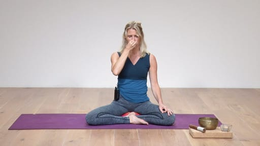 Video thumbnail for: Nadi Shodhana tutorial