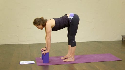 Video thumbnail for: Anusara Yoga for beginners, Class 4